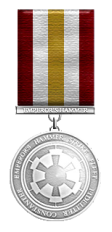 Commendation of Bravery